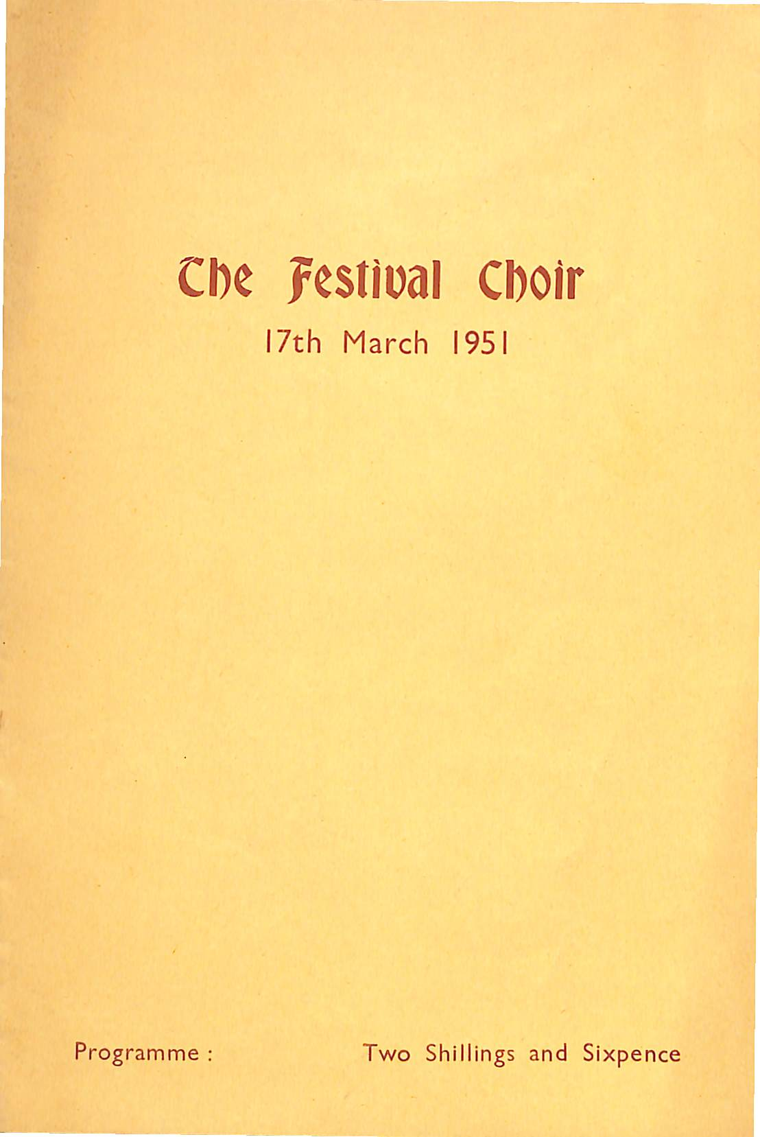 17 March 1951